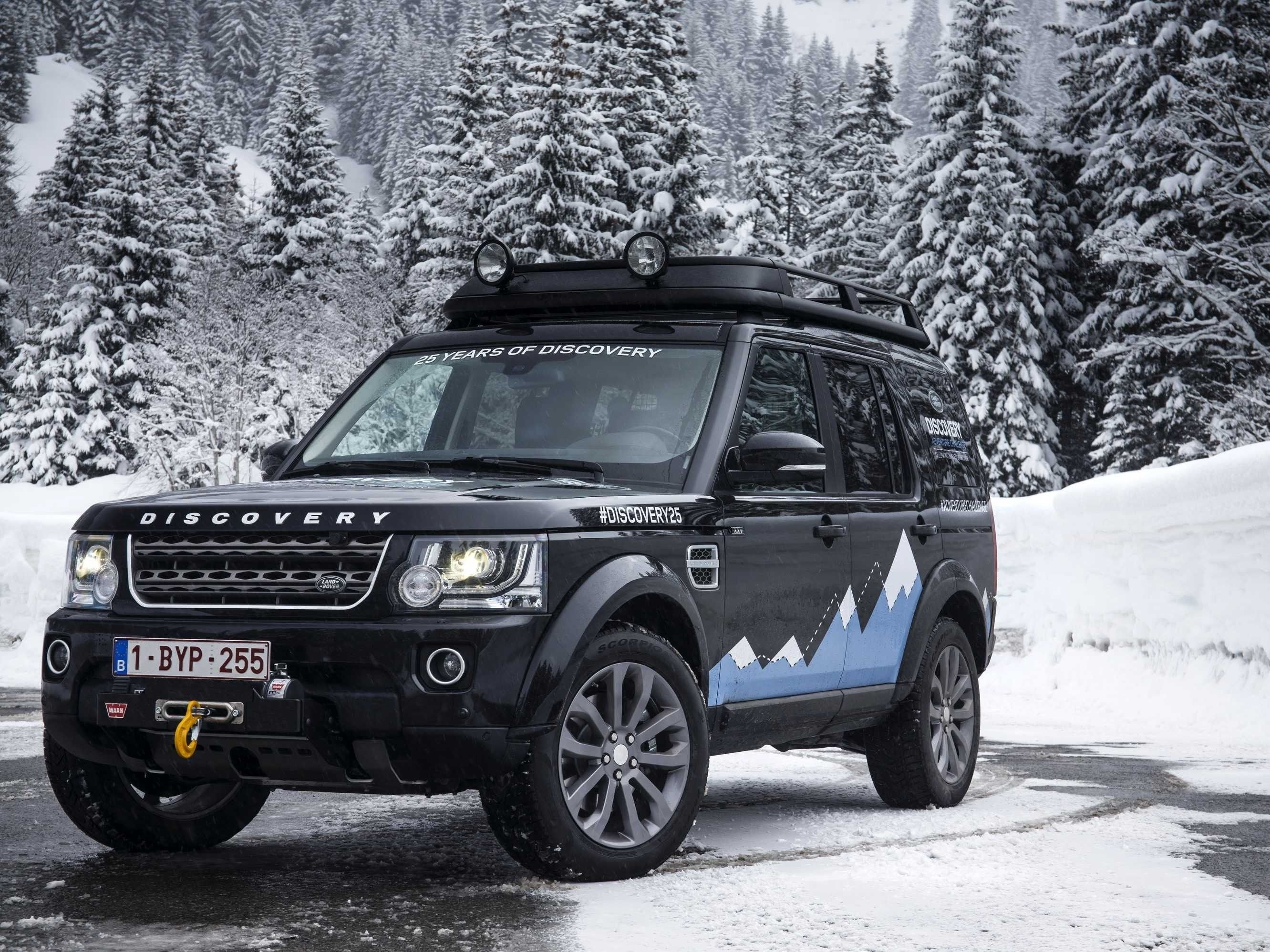 2020 Land Rover LR4 Spesification