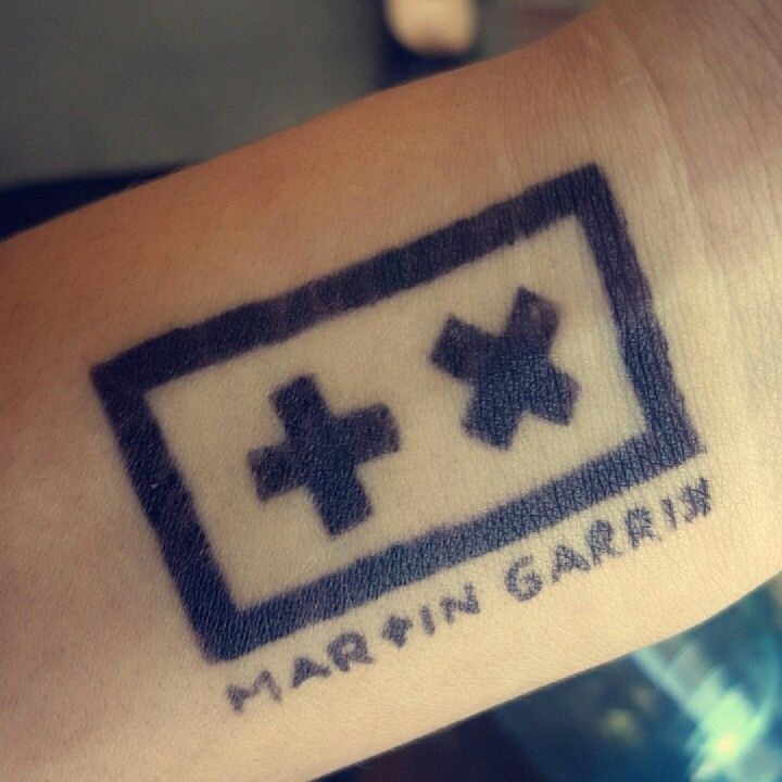 Tattoo Martin Garrix Martin Garrix Tattoos Martin