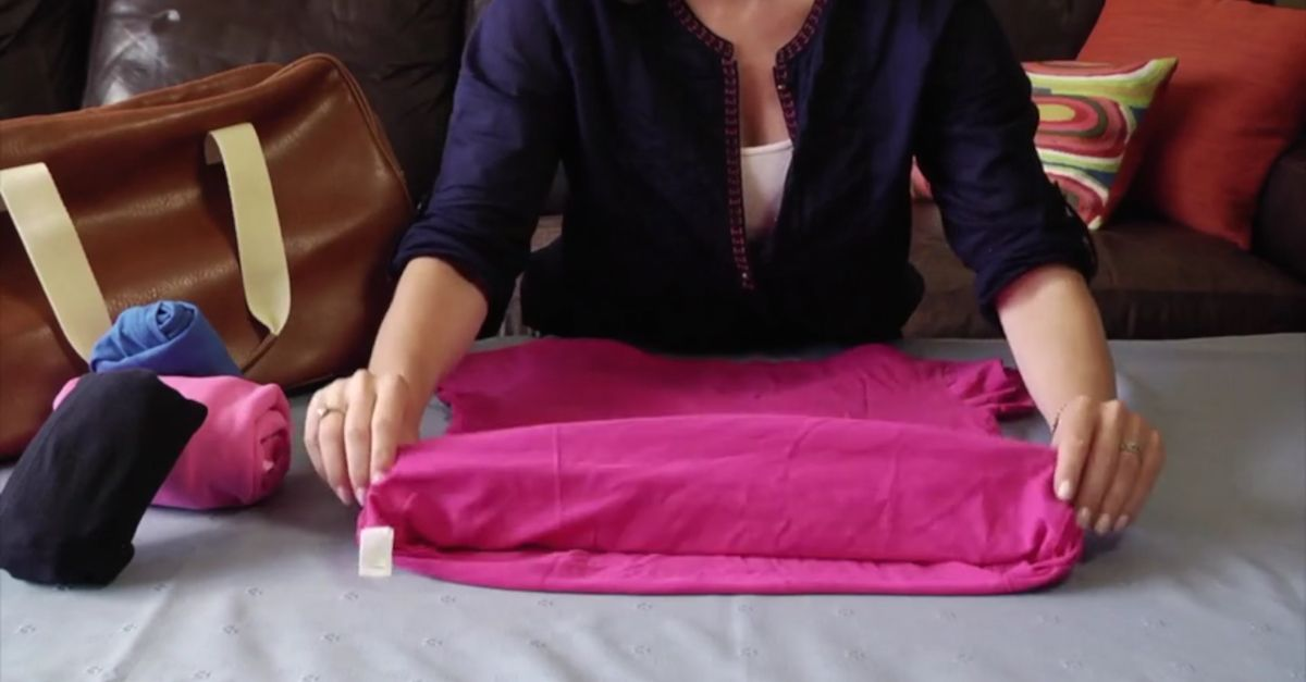 She Does THIS To A Shirt And My Jaw DROPPED! I'm Telling Everyone This Secret! - Diy Everything