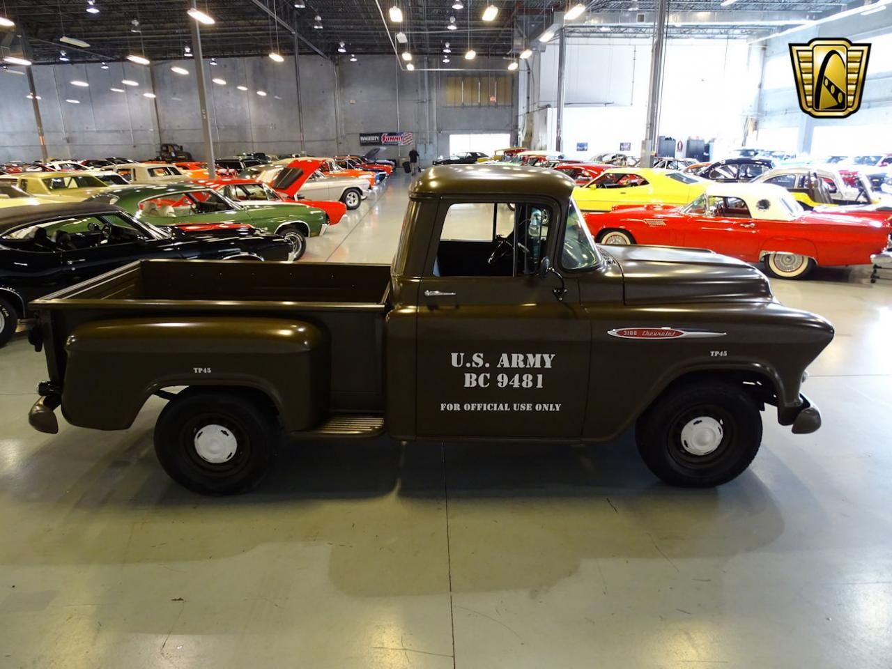 1957 Chevrolet 3100 offered for sale by Gateway Classic Cars ...