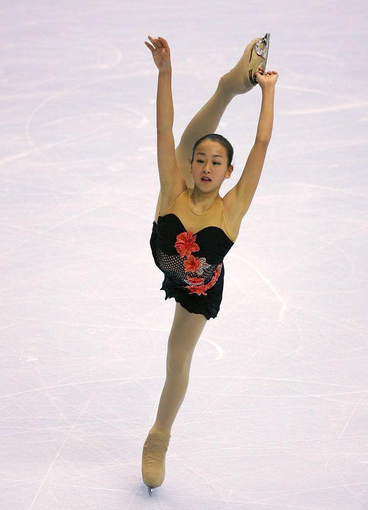 浅田真央 16歳 スケートアメリカ...