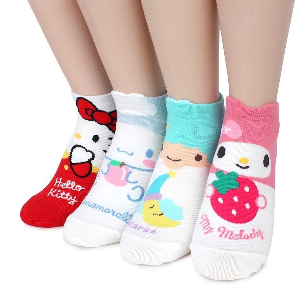 Girls 10 Pairs Ankle Socks Childrens Design Unicorn Socks Novelty Character