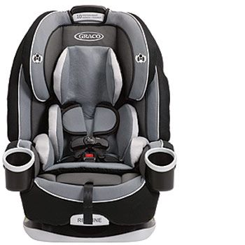 The Graco 4Ever All In 1 Car Seat Gives You 10 Years With One Its Comfortable For Your Child And Convenient As It Transitions From