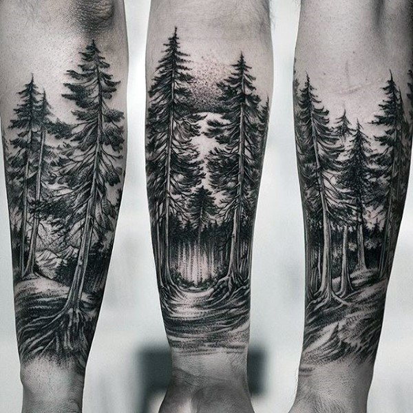 Photo of Top 101 Forest Tattoo Ideas – [2020 Inspiration Guide]