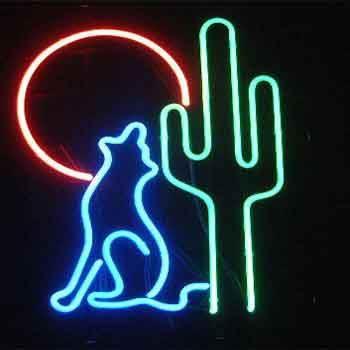 Wolf | Neon