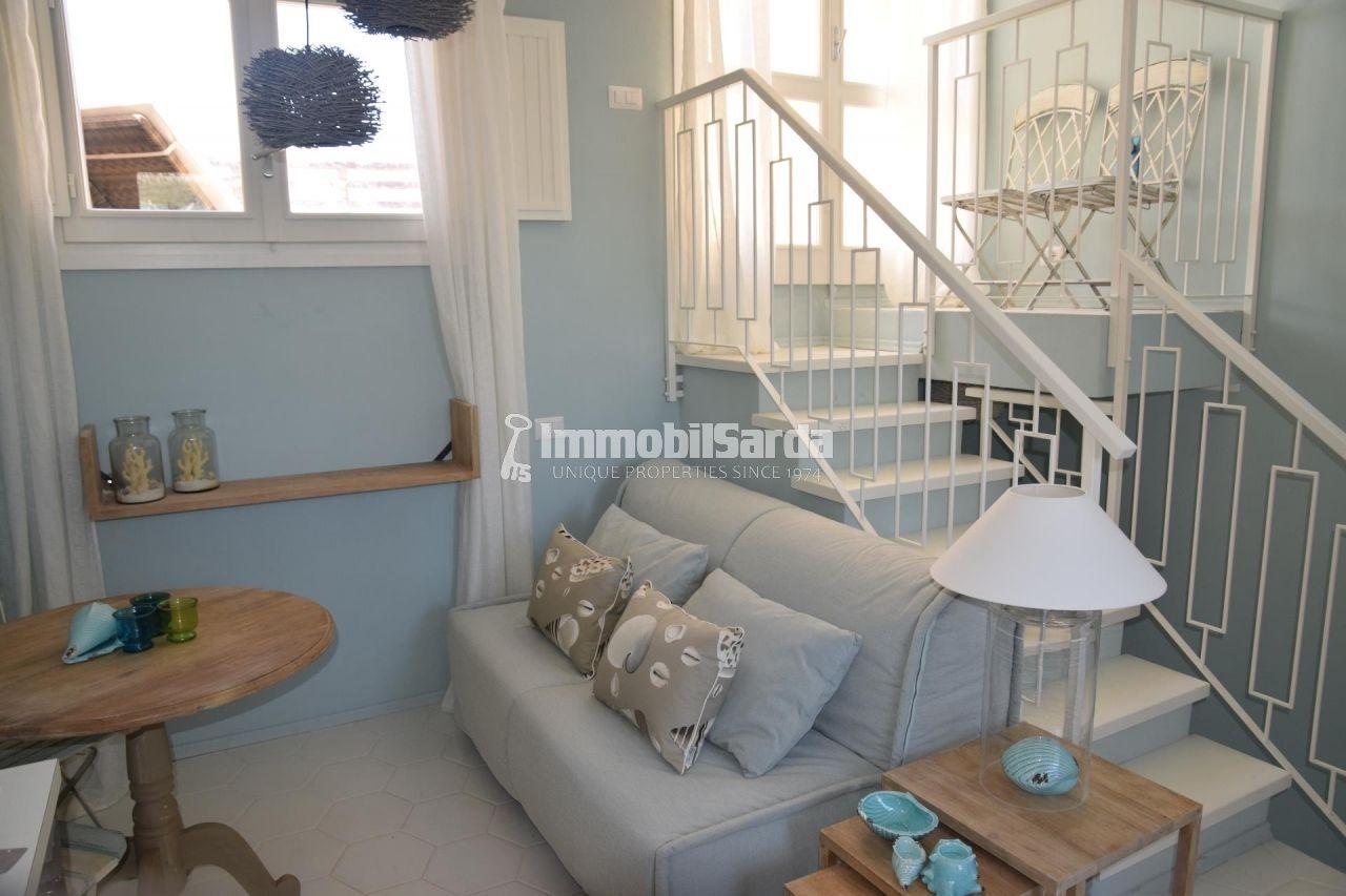 Appartamento in vendita in Baia Santa Reparata Bilocale