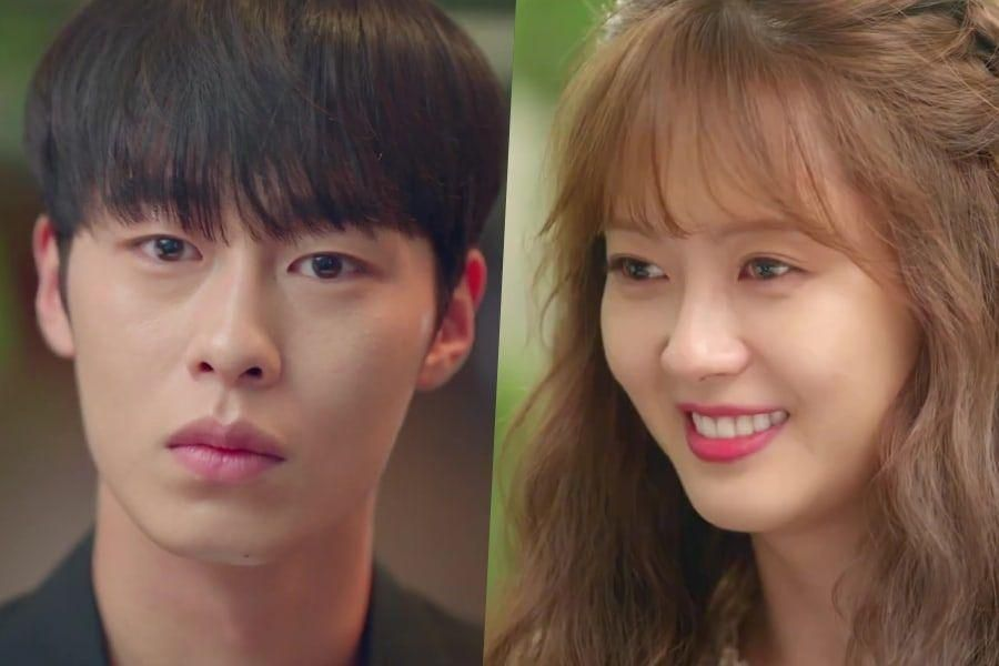 Watch: Lee Jae Wook And Go Ara Have A Surprising Encounter In 1st Teaser For New Rom-Com
