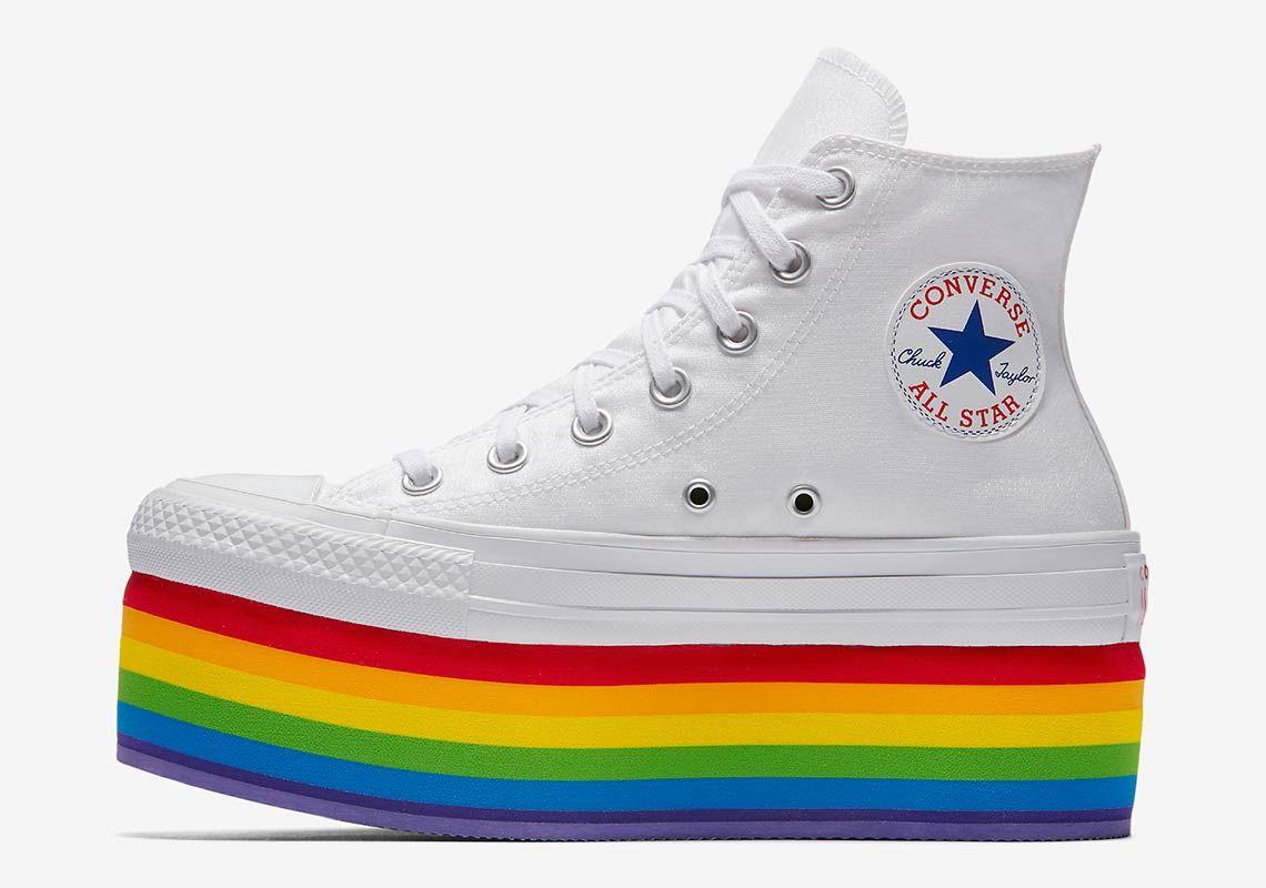 Converse Celebrates Pride Month With LBGTQ Community