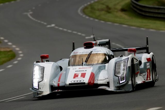 Audi aims to continue string of endurance race victories in England