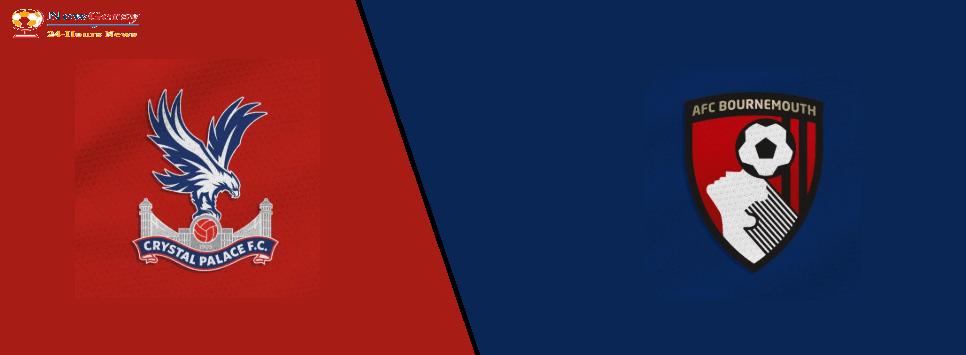 Crystal Palace vs Bournemouth Live stream Premier League
