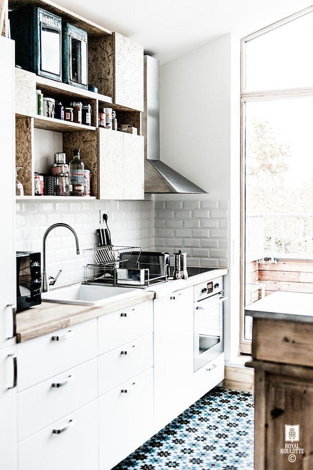 Ein Französisch Küche ist eine fabelhafte moderne Note | Kitchen ...