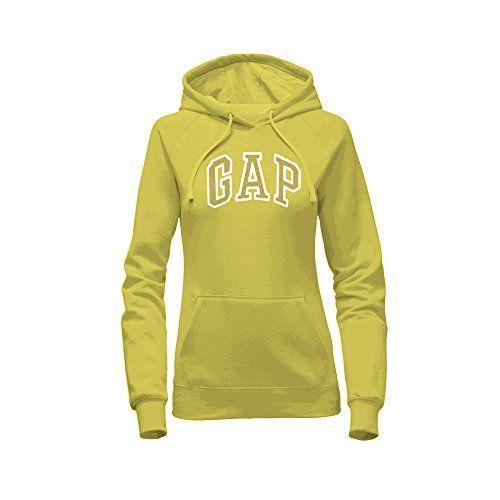 a21a4d68fafd GAP Women s Pullover Fleece Logo Hoodie