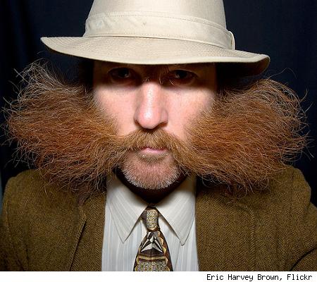 Pin By Rachael Wentz On Facial Hair Extraordinaire Moustache Style Beard No Mustache Facial Hair