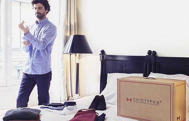 Echangez avec une styliste et recevez une sélection personnalisée de vêtements chez vous. Sans engagement, livraison et retours gratuits.