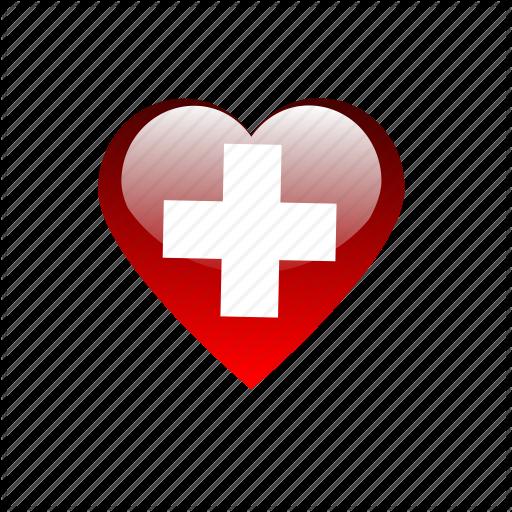 Healthcare Heart Hospital Medical Icon Download On Iconfinder Hospital Icon Medical Icon Icon
