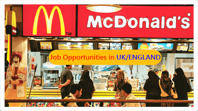 apply mcdonalds uk jobs full time and part time | Job Offers