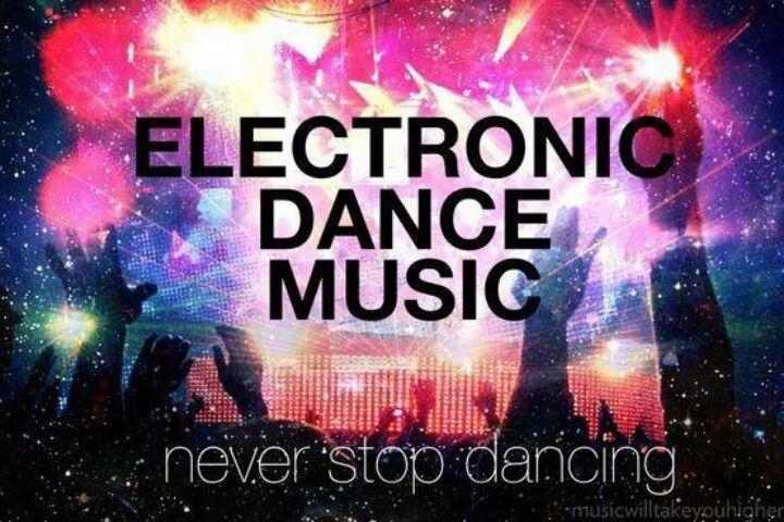 Never stop dancing :)