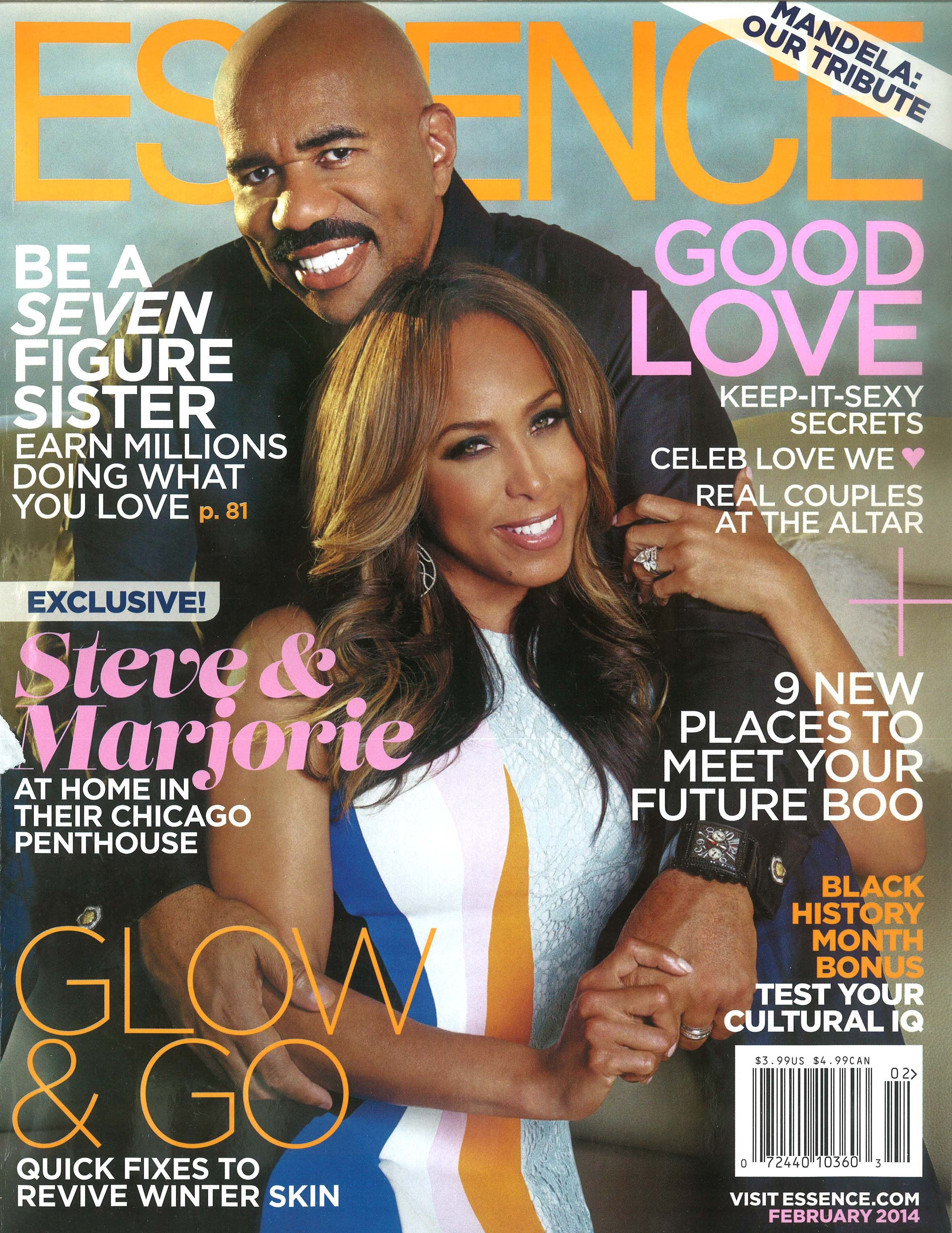 Hydroxatone CC Cream featured in Essence magazine Steve