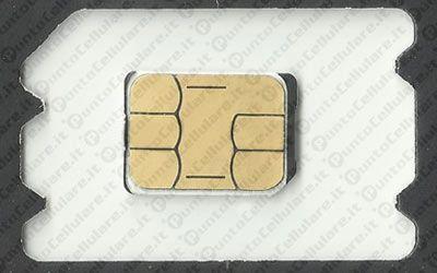 Ecco come e' fatta la Nano SIM che Apple vuole sui prossimi iPhone