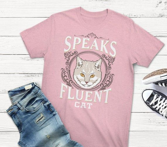 Funny Cat Shirt, Meow Tee, Crazy Cat Lady Tee, Kitty Cat Lover Gifts, Cute Kitten Tshirt, Cat Mom Da #funnycatshirts