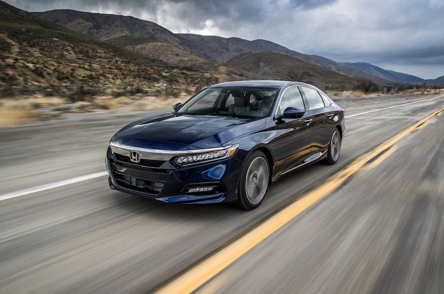 2018 Honda Accord Touring 2.0T Interior Review   Motor Trend