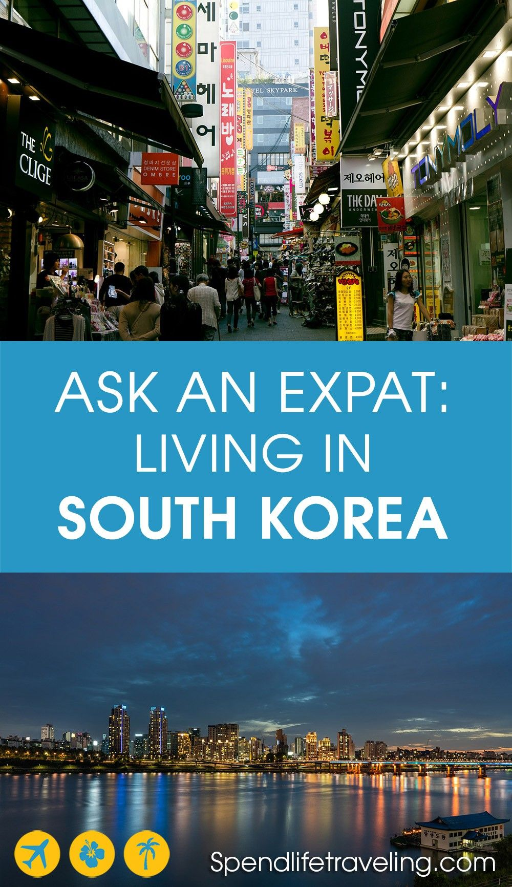 Ask An Expat Living In South Korea