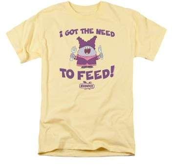 2Bhip - Chowder Cartoon Series Cartoon Network TV Show The Need Adult T-Shirt Tee - Walmart.com #chowdercartoon