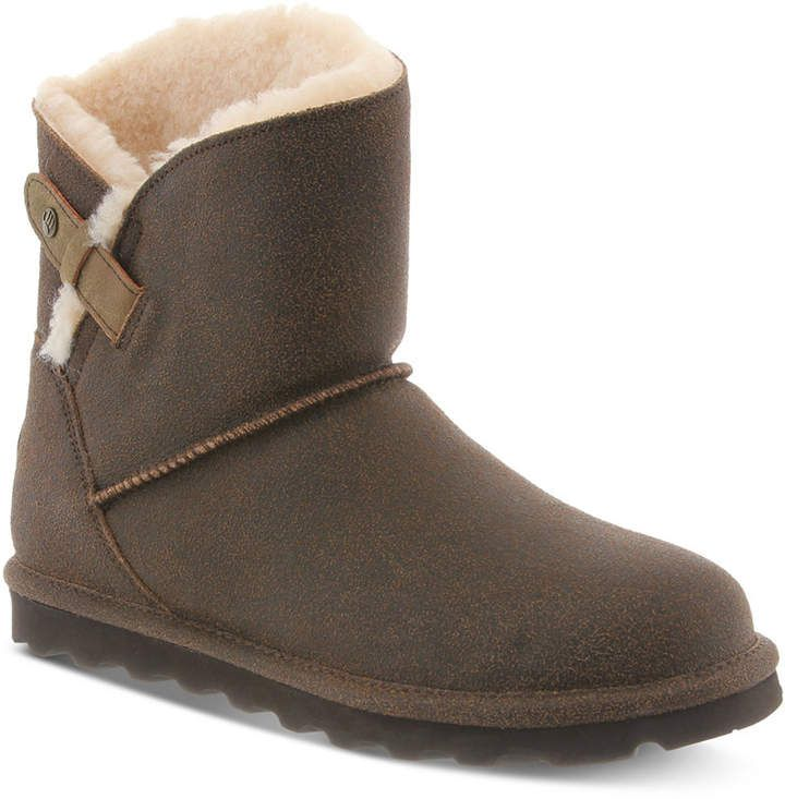 607794bfbcd6d BearPaw Women Margaery Cold-Weather Booties Women Shoes | Products ...