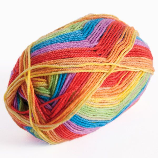 Felici Fingering Self Striping Sock Yarn Knitting Yarn from ...