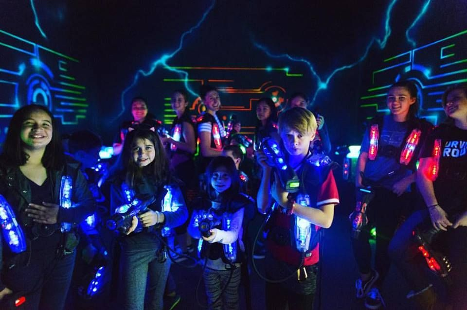 What Makes Overnight Laser Tag Games So Much In Demand Laser Tag Laser Tag Birthday Party Laser Tag Birthday