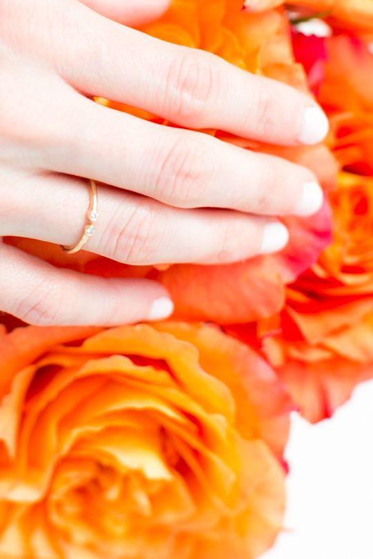 ChincharMaloney 14k gold custom ring giveaway - Sugar & Cloth
