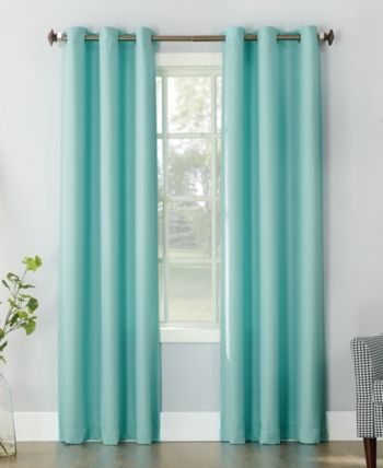No 918 Closeout Montego 48 X 84 Grommet Top Curtain Panel