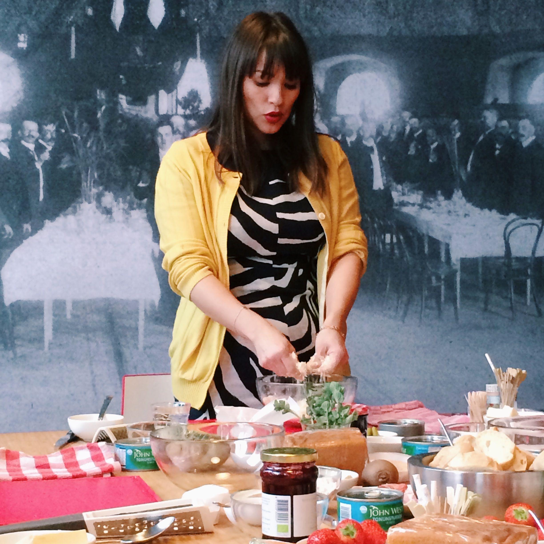 Rachel Khoo And Recipes