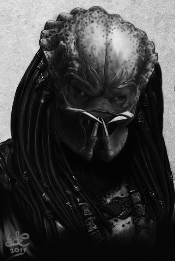 Predator concept by ~WulWhite on deviantART