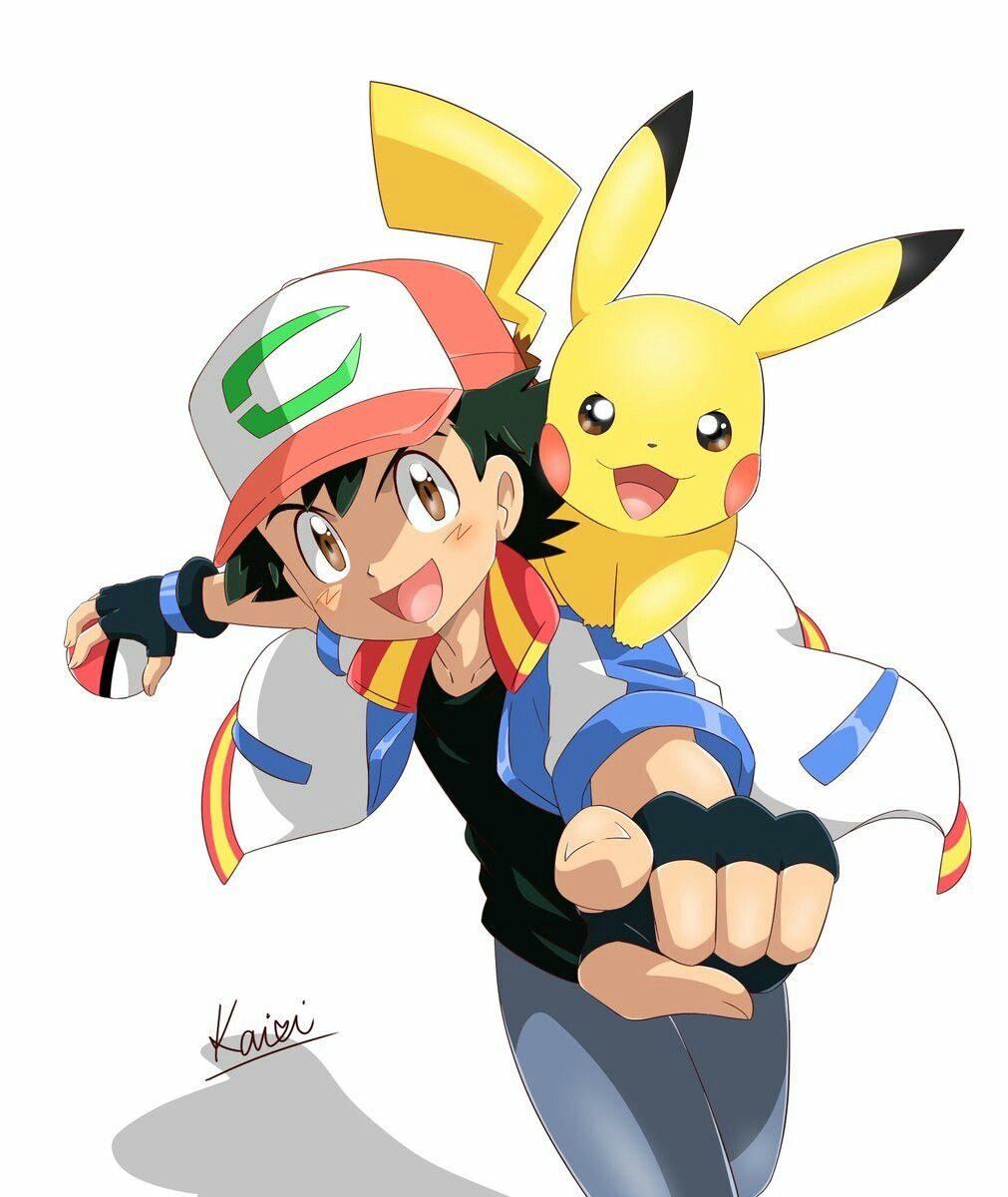 Ash And Pikachu The Movie 2018 Ash Pokemon Pokemon Cute Pokemon Wallpaper