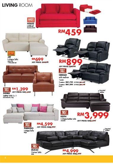 23 Feb 30 Mar 2016 Index Living Mall Great Saving Sofa Promotions