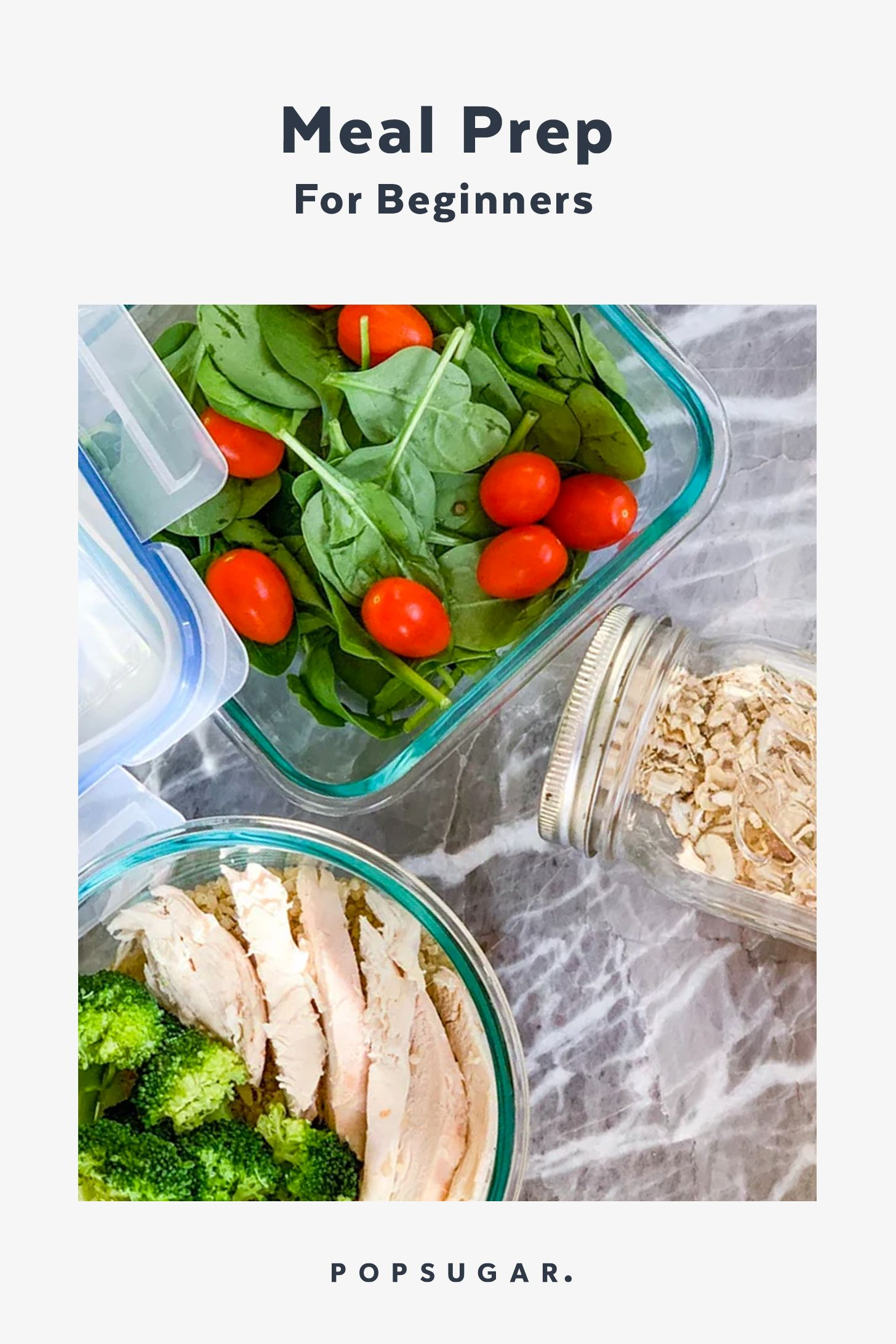 Meal prep 101 the menu grocery list and cooking