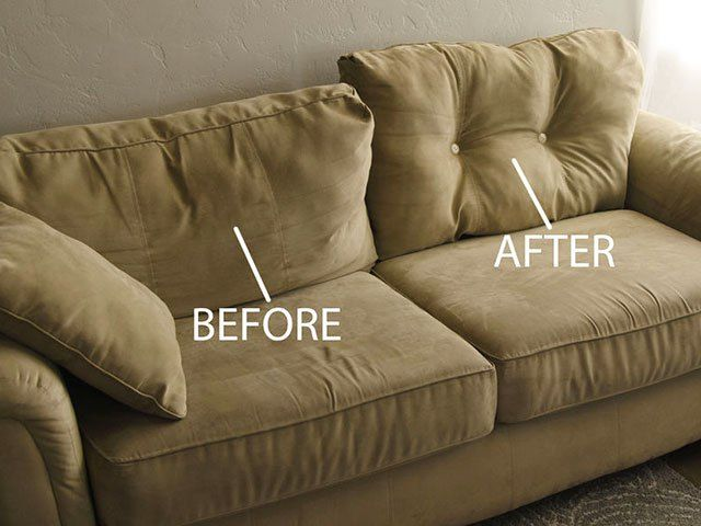 Fix A Sagging Couch Cushion Home Is Where The Heart Is Pinterest