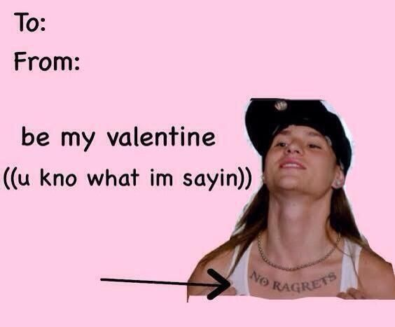 Valentines Day Meme Best Character In That Whole Movie Were The Millers