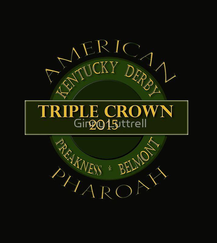 American Pharoah Triple Crown 2015