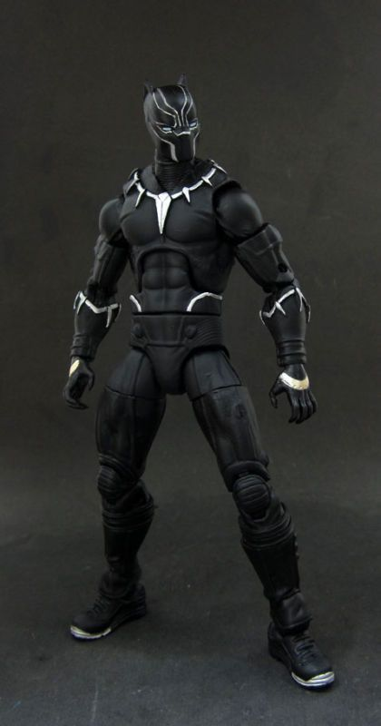 Marvel legends Mezco black series 3 x Custom Action Figure Base Neca