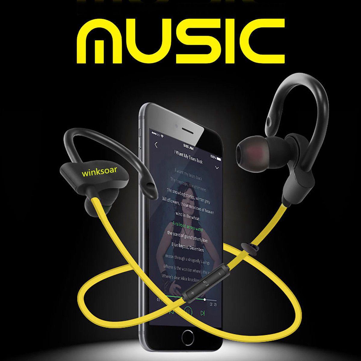8 28 Wireless Bluetooth 4 1 Headset Headphone Earphone Sport For Iphone Samsung Lg Ebay Electronics