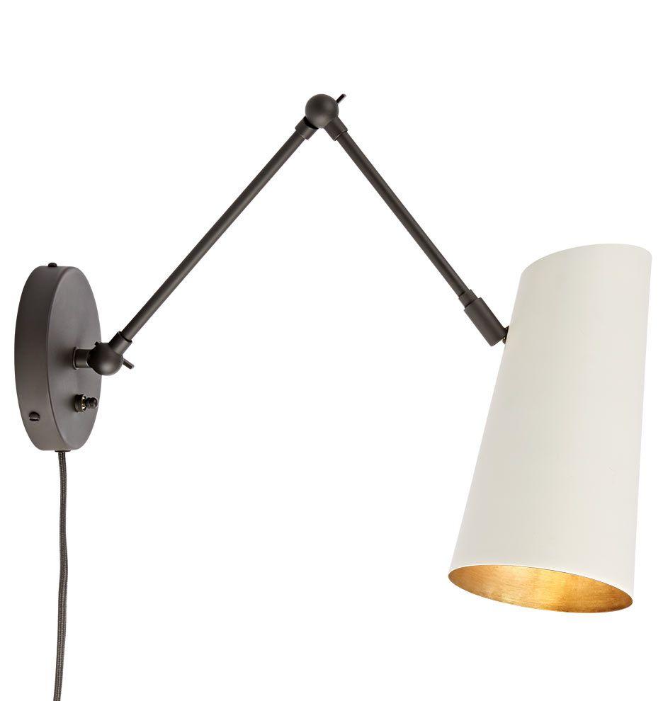 Bedrooms  sc 1 st  Pinterest & Cypress Articulating Sconce Plug-In - | Rejuvenation PLUG IN FOR ... azcodes.com