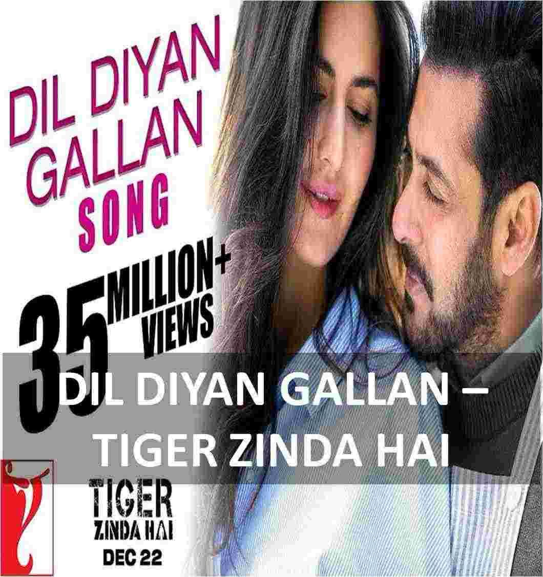 Here Is The Chords And Strumming Pattern Of Dil Diyan Gallan