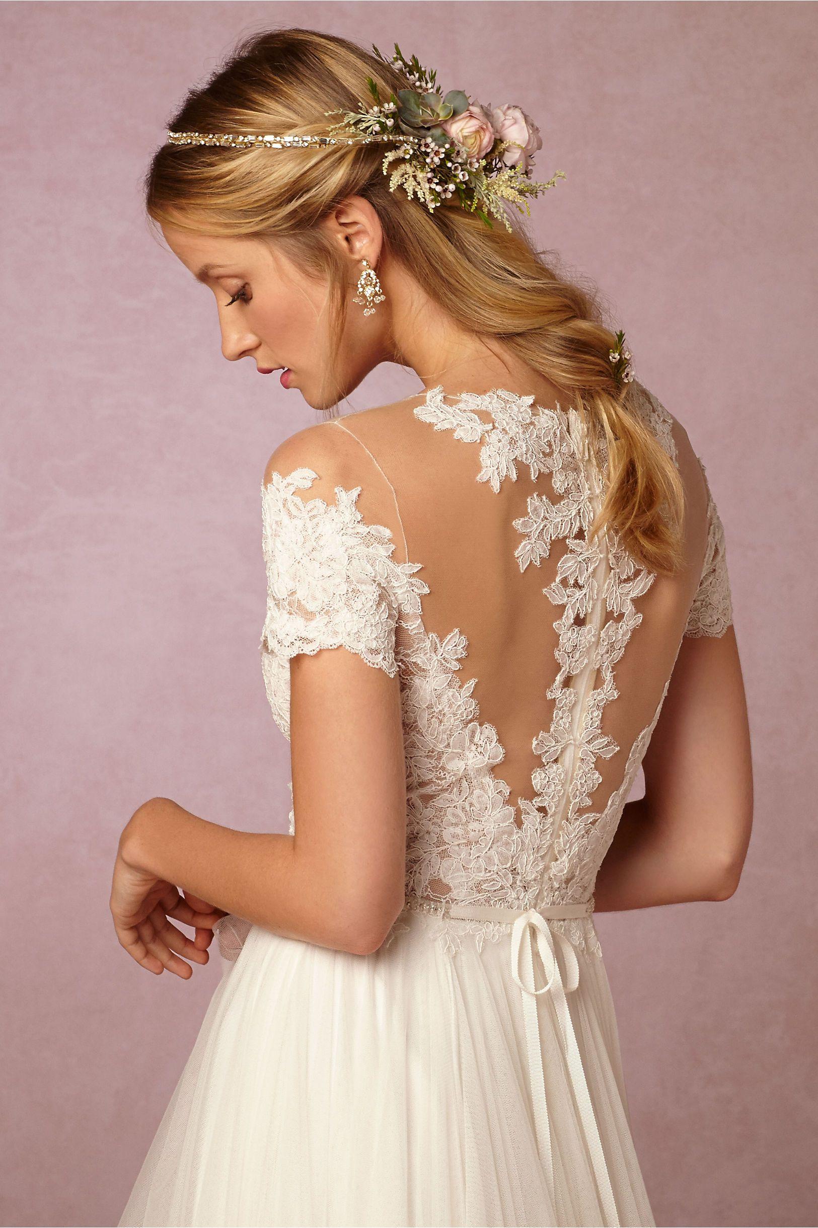 Bhldn Beau Gown In Bride Wedding Dresses At Bhldn Wedding