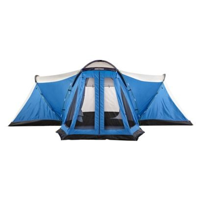 Swiss Gear 10 Person Four Room Porch Tent Porch Tent Tent Family Tent Camping