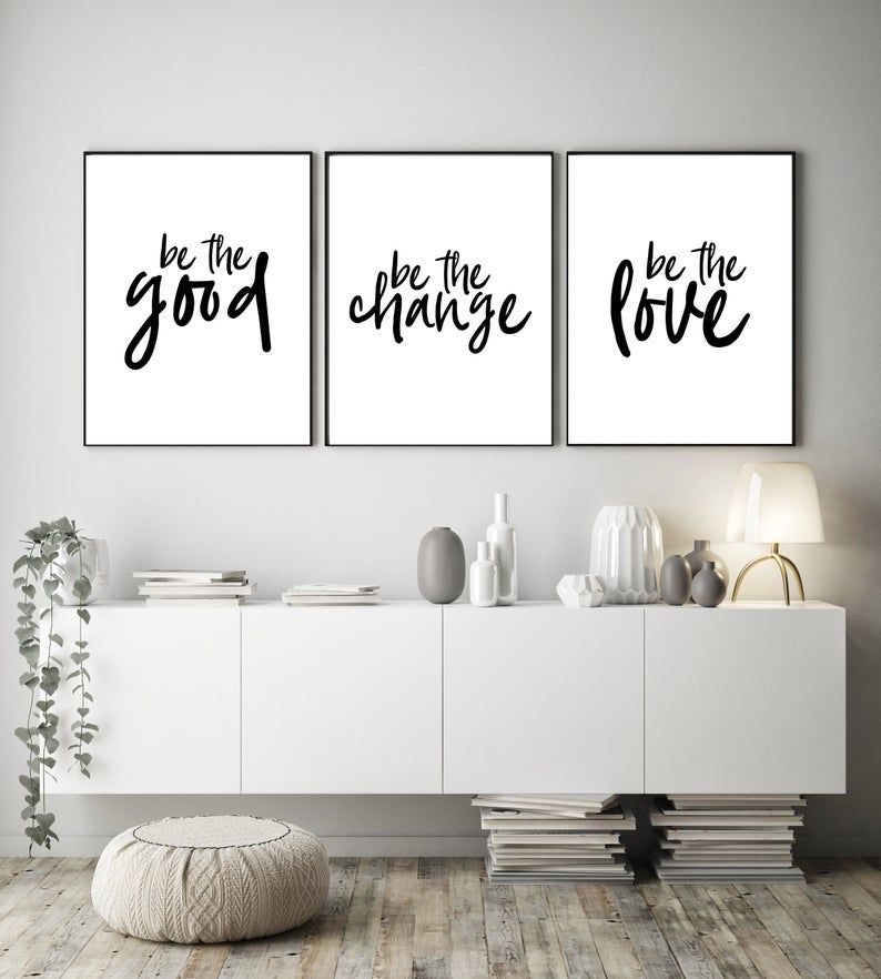Inspirational Prints Office Printables Gallery Wall Decor