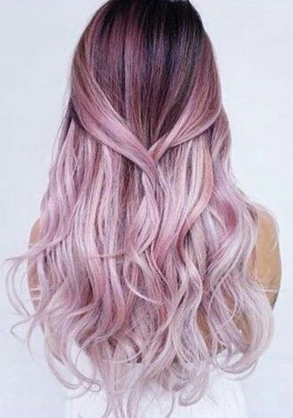 Awesome Hair Color Pastel