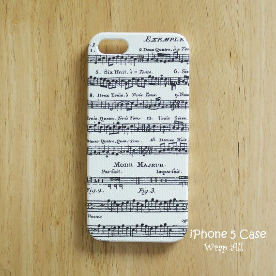 music note coque iphone 6