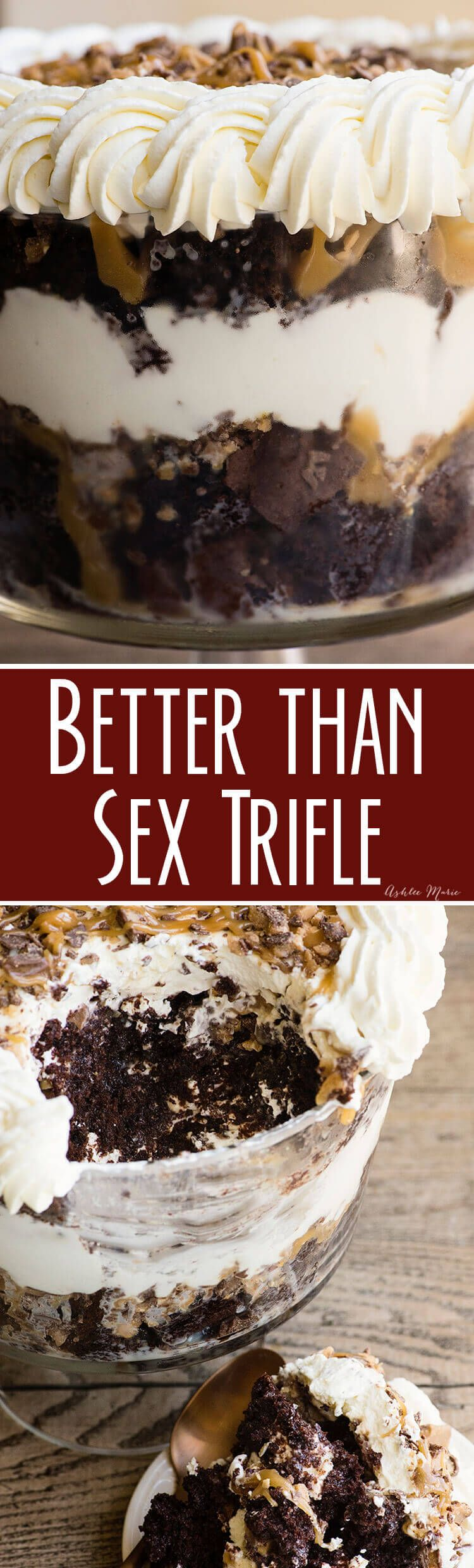 better than sex trifle